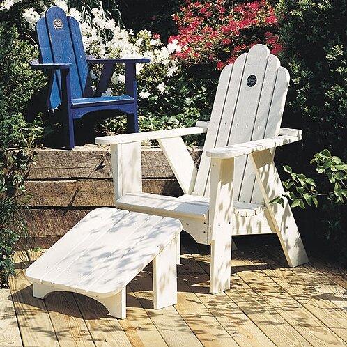 Adirondack furniture teak adirondack chair product image for Outdoor furniture virginia beach