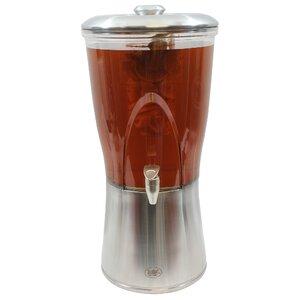Single 3.5 Gallon Beverage Dispenser