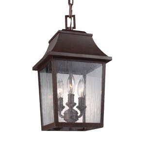 Ardin 3 Light Outdoor Lantern