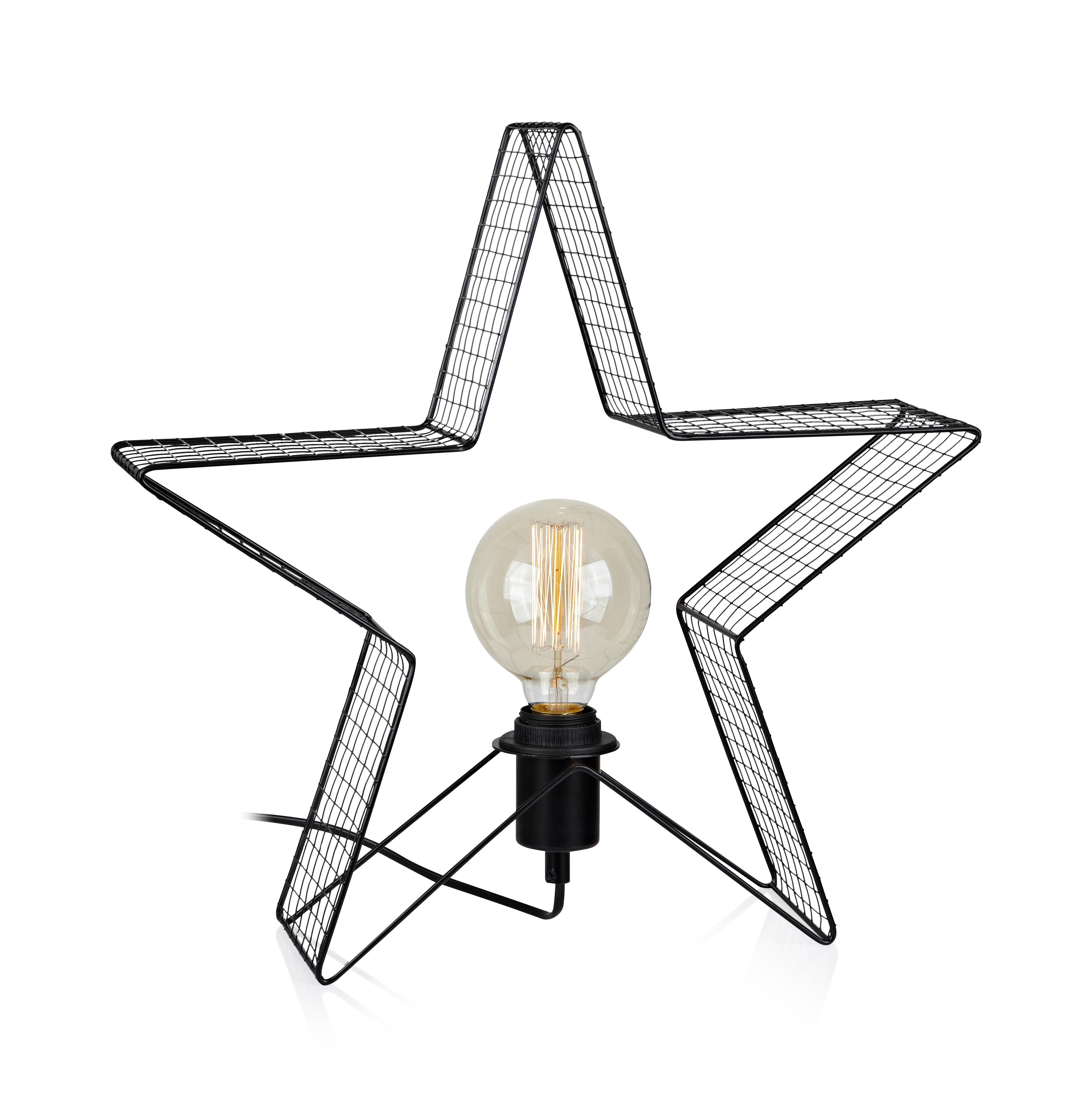 Holger 40.5cm Table Lamp
