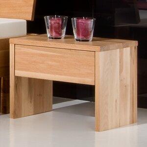 Nachttisch Hägar mit Schublade von MS Schuon