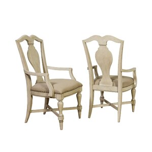 Napa Valley Arm Chair (Set of 2) by Sage Avenue