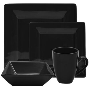 Save  sc 1 st  Wayfair & Square Dinnerware Sets You\u0027ll Love | Wayfair