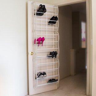 Over The Door Shoe Racks Hanging Organizers You Ll Love Wayfair