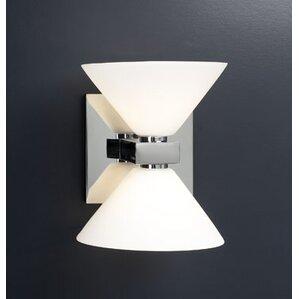 Matrix  2-Light Wall Sconce