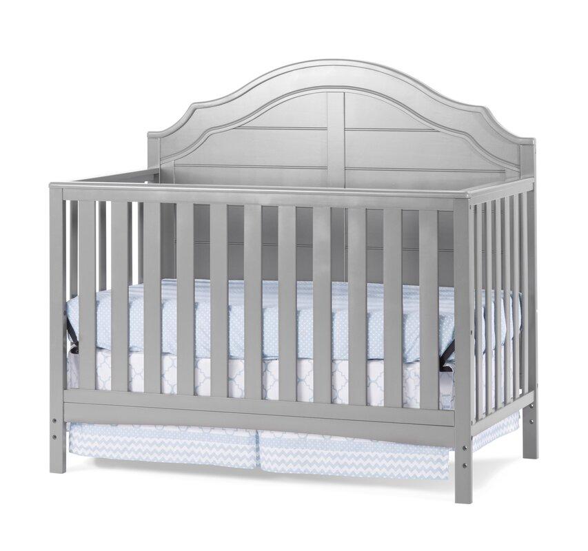 alstrom 4in1 convertible crib