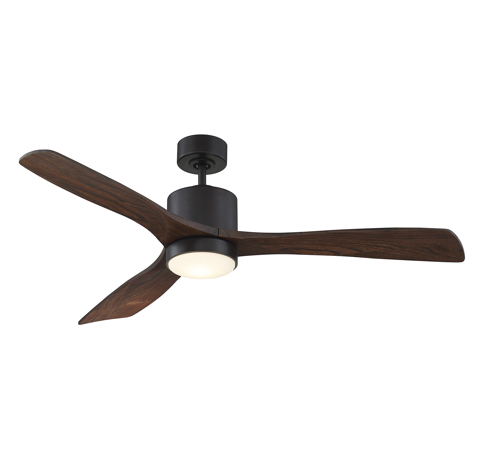 """52"""" Amherst 3 Blades Ceiling Fan with Remote Control & Reviews"""