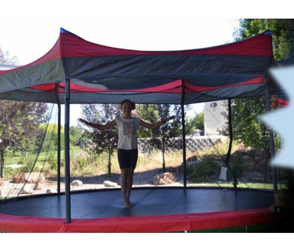 sc 1 st  Wayfair & Propel Trampolines 15u0027 Trampoline Cover u0026 Reviews | Wayfair