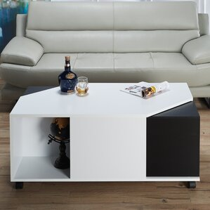Mary-Kate Contemporary Coffee Table by Orren..