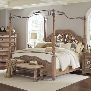 George Canopy Bed