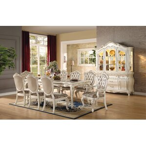 Wensley 9 Piece Extendable Dining Set by Astoria..
