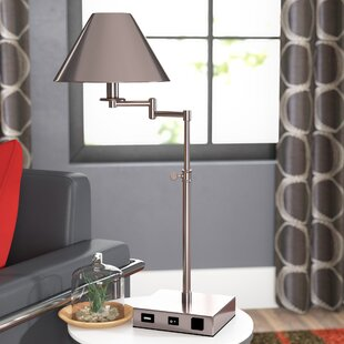 nightstand lowest amazing the brass inside set port modern price metal and andaaz barrel in awesome crate stylish most hotel with usb table lamp avenue