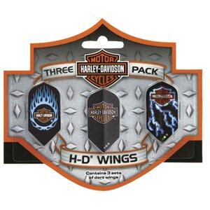 Harley Davidsonu2122 Wings Triple Pack