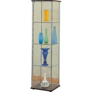 Display Cabinets Youll Love Wayfair - Curio cabinet glass replacement