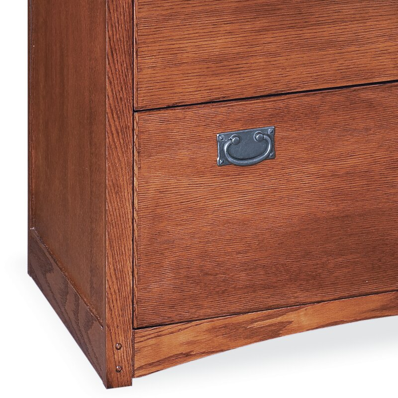 Mission Pasadena 2 Drawer Lateral File Cabinet