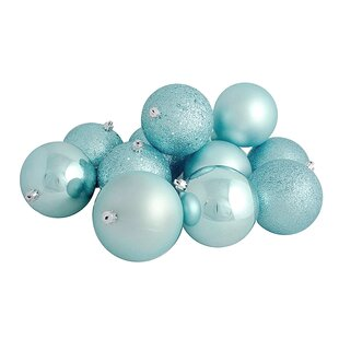 quickview - Blue Christmas Ornaments