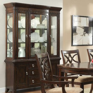 Exceptional Glass Display Cabinets Youu0027ll Love | Wayfair