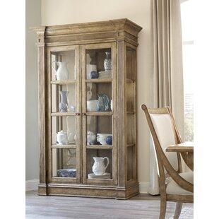 Akdeniz Lighted Curio Cabinet