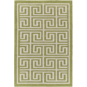 Holden Kennedy Moss & Ivory Area Rug