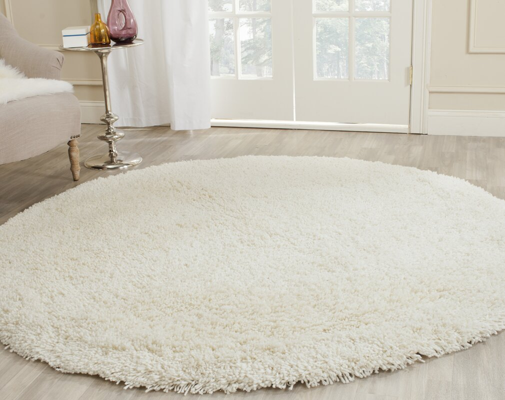 maya solid white area rug. willa arlo interiors maya solid white area rug  reviews  wayfair
