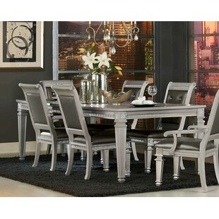 Julianne Extendable 7 Piece Dining Table