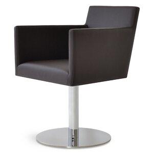 Harput Round Swivel Armchair
