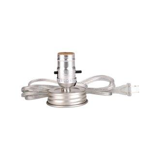 mason jar lamp kit - Hanging Lamp Kit