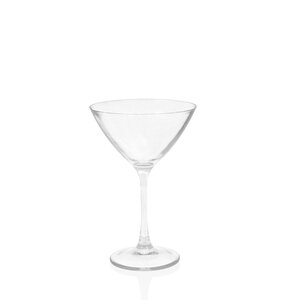 Louanne 7 oz. Martini Glass (Set of 4)
