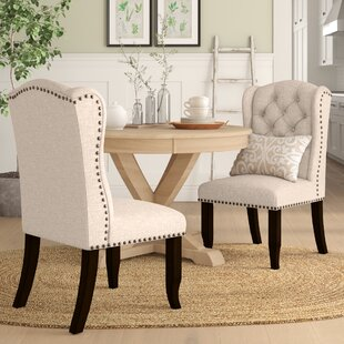 Amazing Calila Upholstered Dining Chair (Set Of 2)