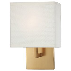 Aquirre 1-Light Armed Sconce