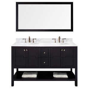 Bathroom Vanity Under $500 double vanities under $1,000 you'll love | wayfair