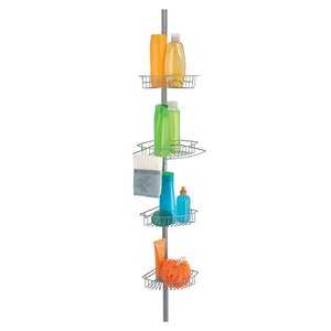 Doemland 4 Tier Corner Shower Caddy