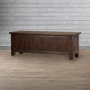 Cadwallader Wood Storage Chest
