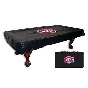 NHL Billiard Table Cover