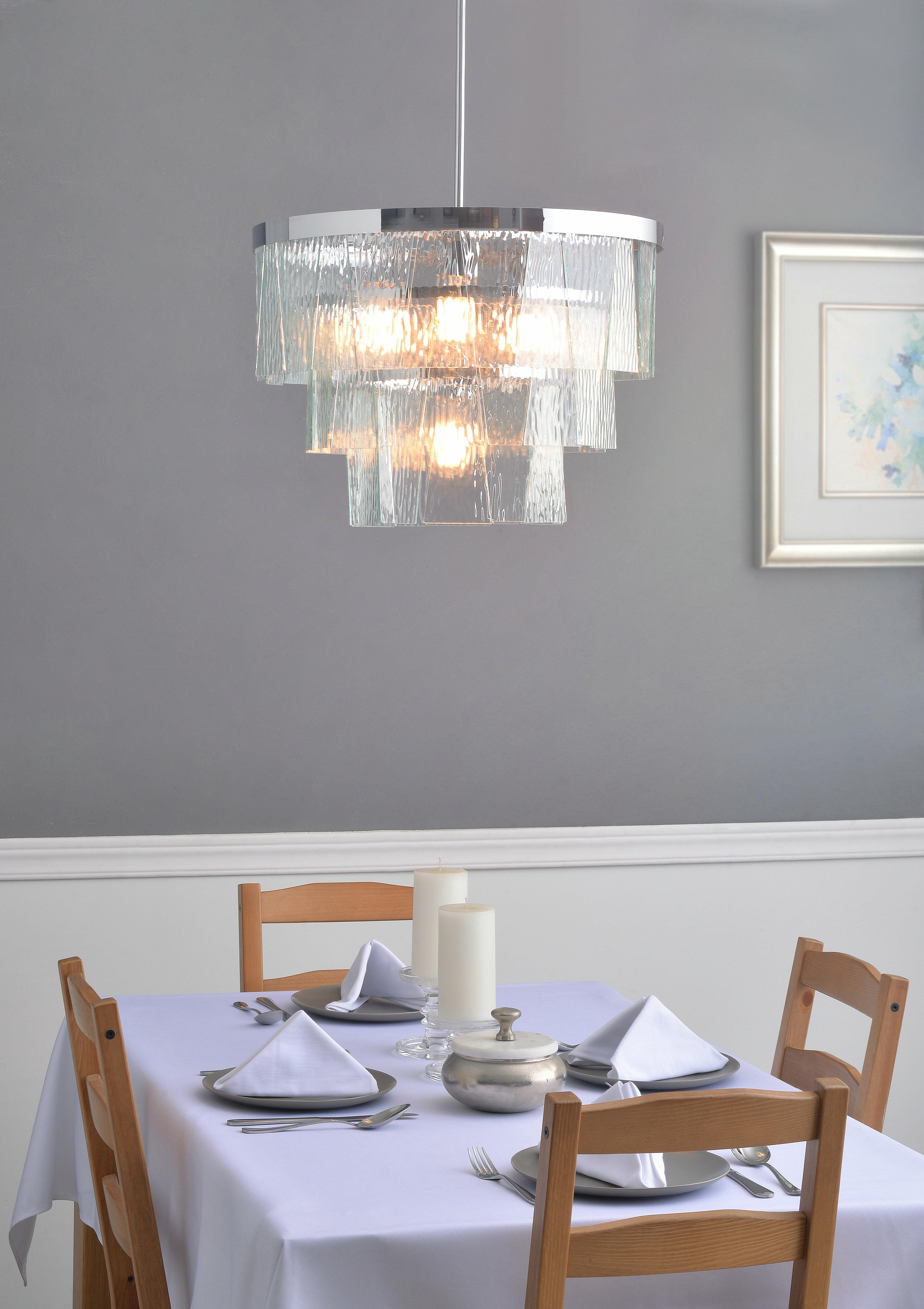 Light Fixtures For Dining Room Wayfair