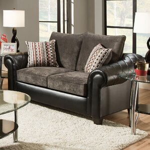 Edward Loveseat by Chelsea Home