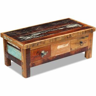 Chilmark Solid Reclaimed Wood Coffee Table ...