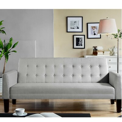 Grey Amp Red Sofa Beds You Ll Love In 2019 Wayfair