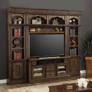 MacArthur Wood Entertainment Center by World..