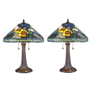 Quince Golden Poppy Table Lamp