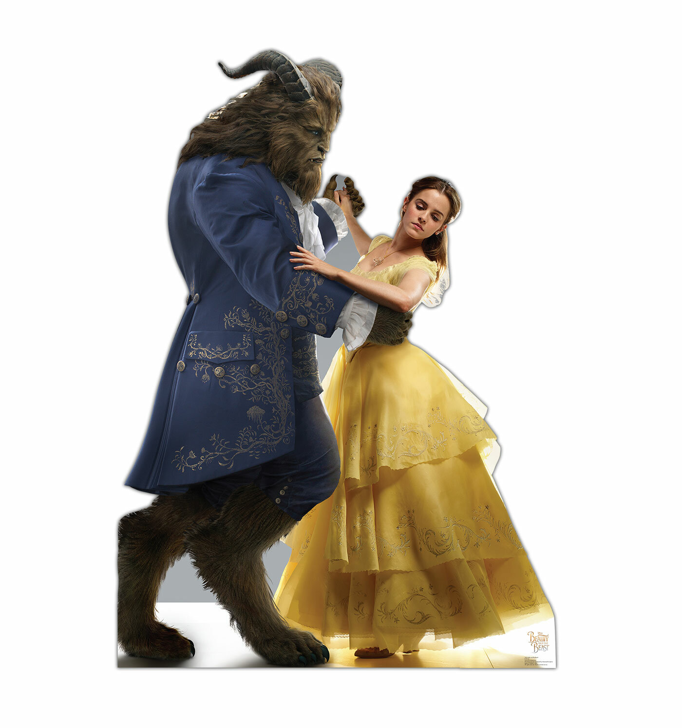 5e12e7036f Beauty and the Beast Belle and the Beast Cardboard Standup