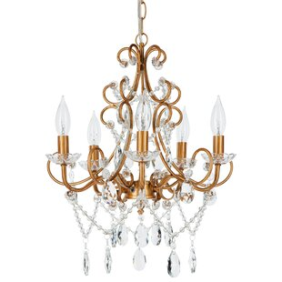 Gold chandeliers youll love save to idea board mozeypictures Gallery