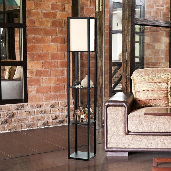 Zipcode design ariana 633 column floor lamp reviews wayfair aloadofball Gallery