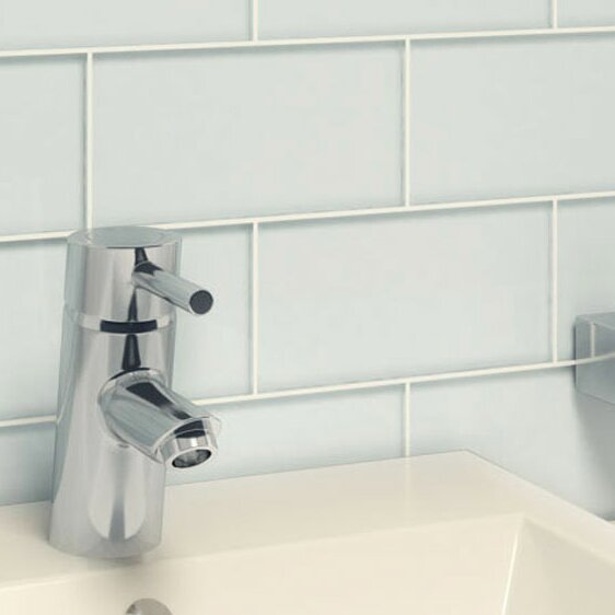 3 X 6 Gl Subway Tile In Baby Blue