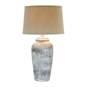Superior Natural Stone Table Lamps | Wayfair