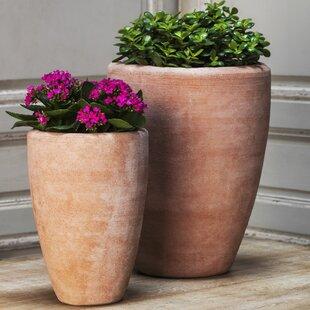 Terracotta Planters You Ll Love Wayfair