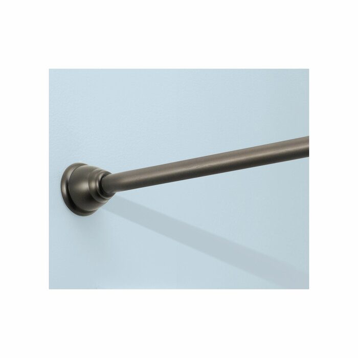 size tension inc n large carnation rod oil curtains tsr curtain fashions bronze home shower products rubbed rods standard