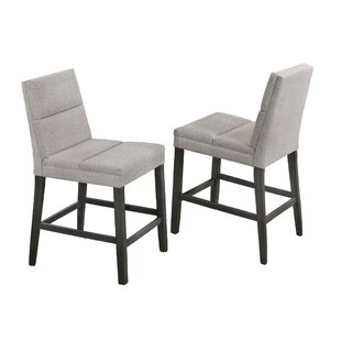 Necaise Upholstered Dining Chair (Set of 2)