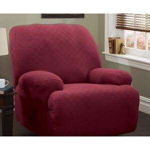 Jumbo T-Cushion Recliner Slipcover by Red Barrel Studio