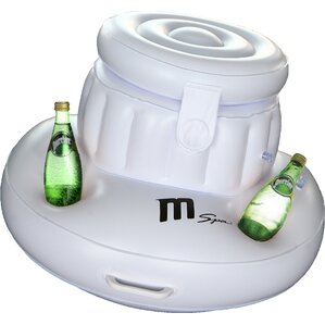 inflatable spa snack and ice box holder - Wayfair Hot Tub